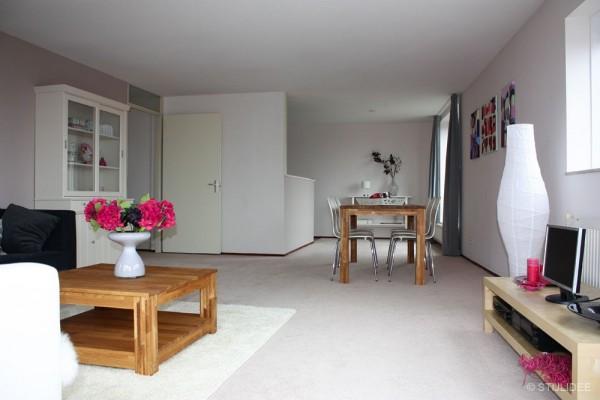verkoopstyling in  een modern appartement in monnickendam, Deco ideeën