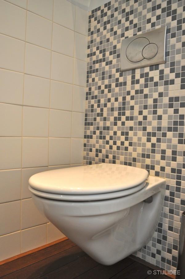 Binnenkijken in utrecht 3 for Fotos wc hangen tegel