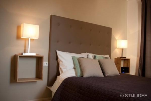 binnenkijken in familie hotel in modern landelijke stijl in