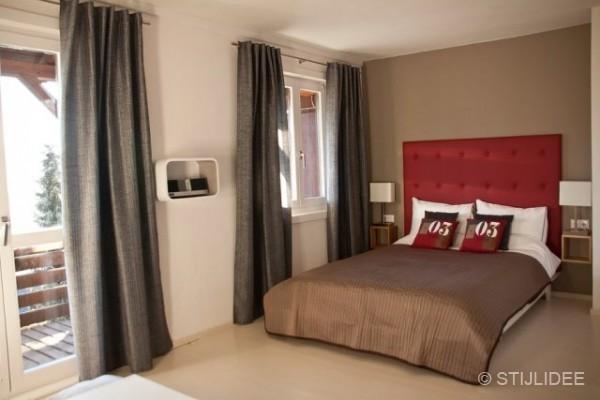 Binnenkijken in familie hotel in modern landelijke stijl for Slaapkamer landelijk modern