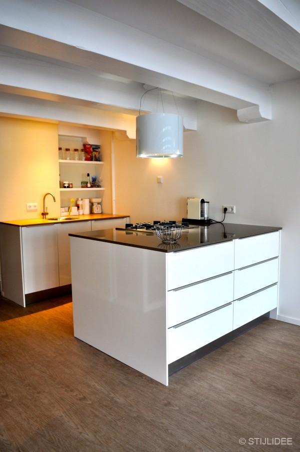 Schrobvaste muurverf keuken zeg maar yes u flexa early dew flexa kleuro - Mode keuken deco ...