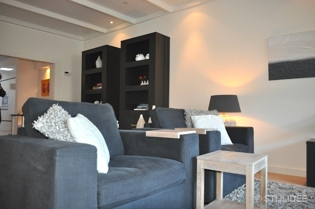 Decoratie planten woonkamer - Woonkamer en eetkamer ...