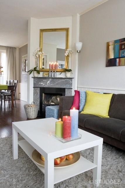 Living Gietvloer Rooms Woonkamer