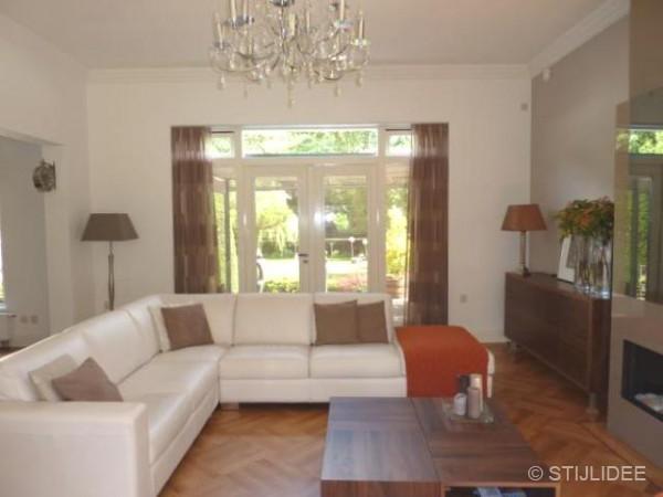 binnenkijken in een woning in modern klassieke stijl in renkum