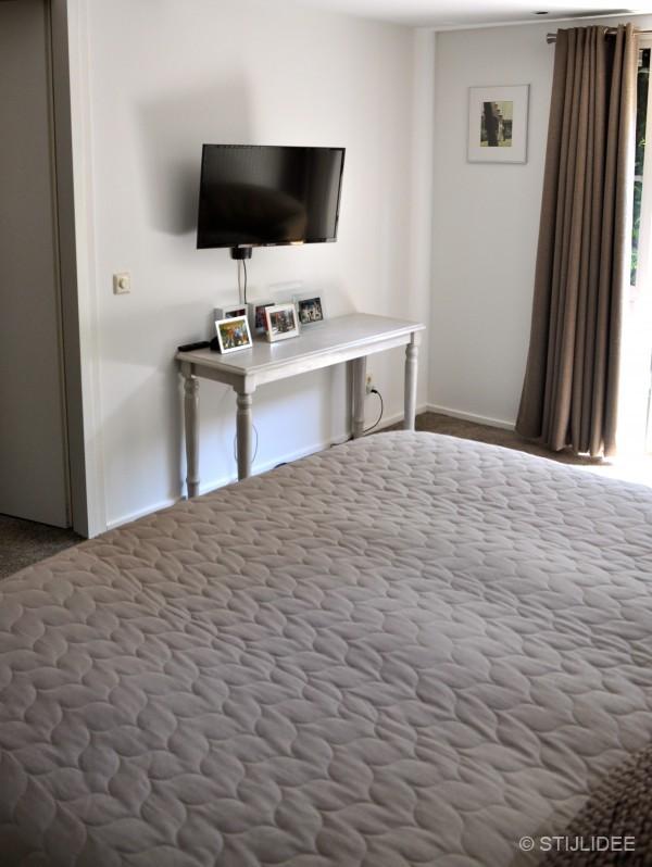 Binnenkijken in een modern landelijke vakantiewoning for Slaapkamer landelijk modern