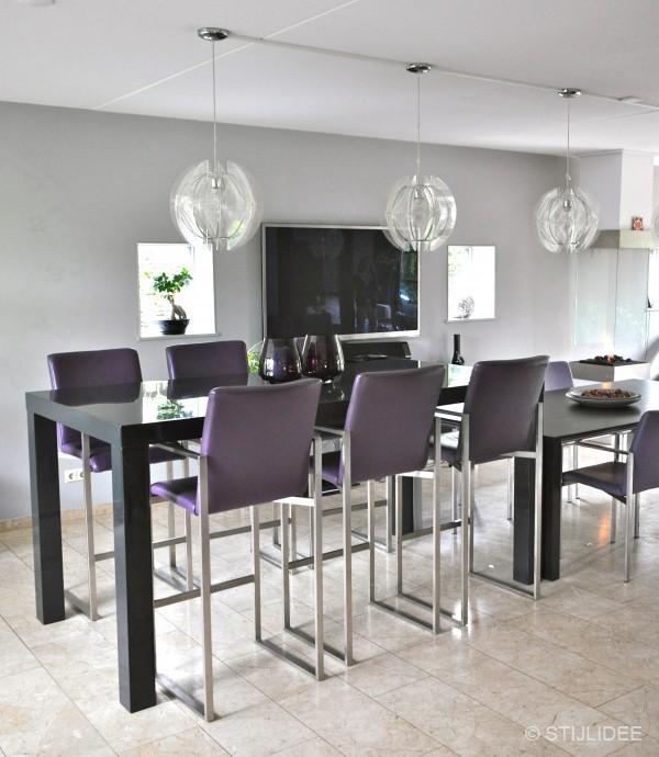 Binnenkijken in houten - Hoe je je woonkamer eetkamer kunt verbeteren ...