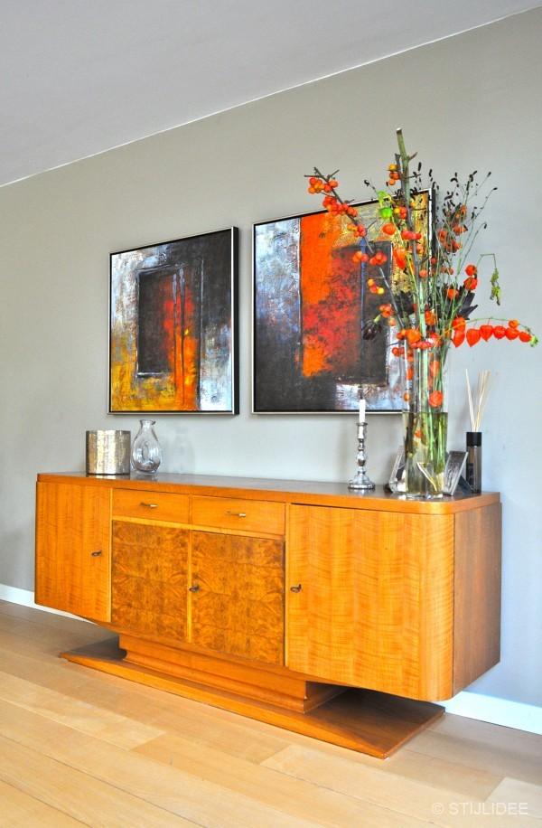 Binnenkijken in een modern landelijke woning in odijk - Deco eetkamer modern ...