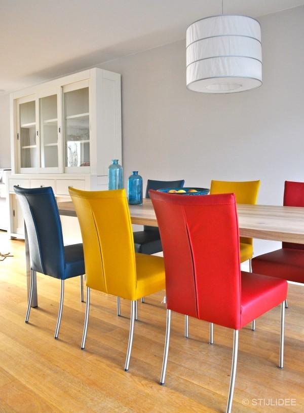 Binnenkijken in een modern en kleurrijk huis in nijmegen - Moderne kleur huis ...