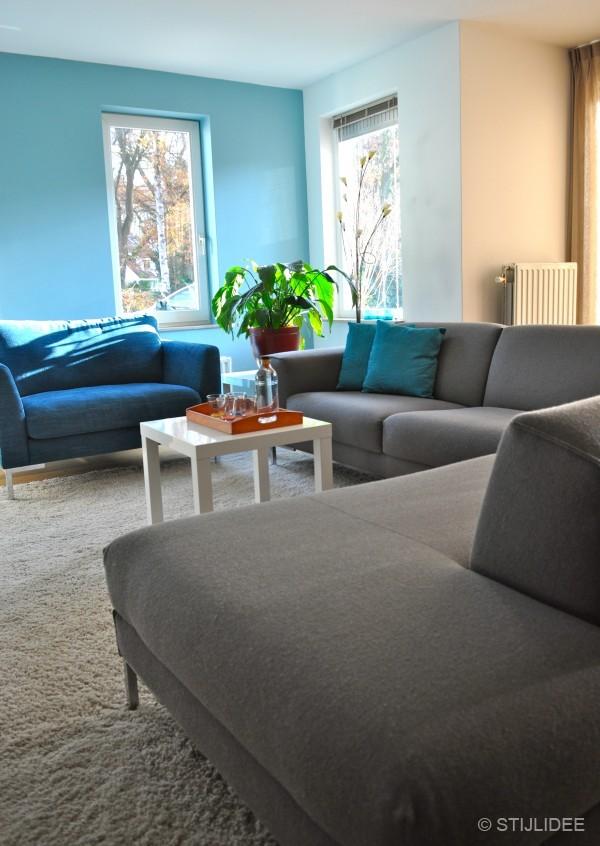 Binnenkijken in een modern en kleurrijk huis in Nijmegen na STIJLIDEE ...