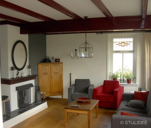 ... in modern landelijke stijl na STIJLIDEE Interieuradvies en Styling