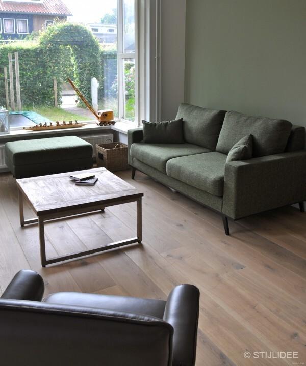 Binnenkijken in een jaren 60 woning in modern klassieke for Inrichting huis modern