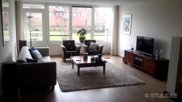 Binnenkijken in … een modern klassiek appartement in Zoetermeer