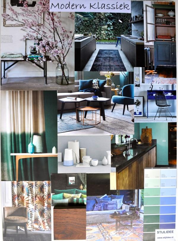 STIJLIDEE Woonstijlen 2015-2016 | Moodboard: STIJLIDEE Interieuradvies en Styling | Modern Klassiek