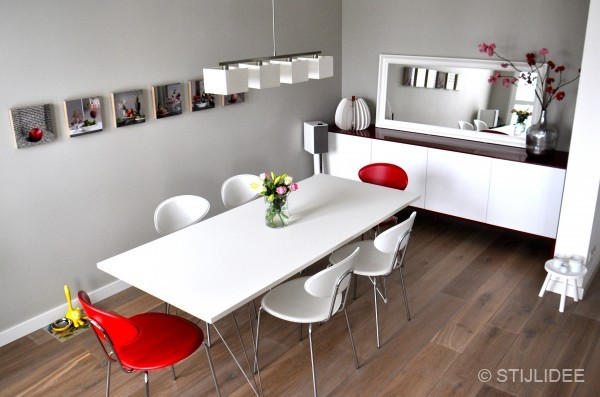 Binnenkijken in … een appartement in moderne design stijl