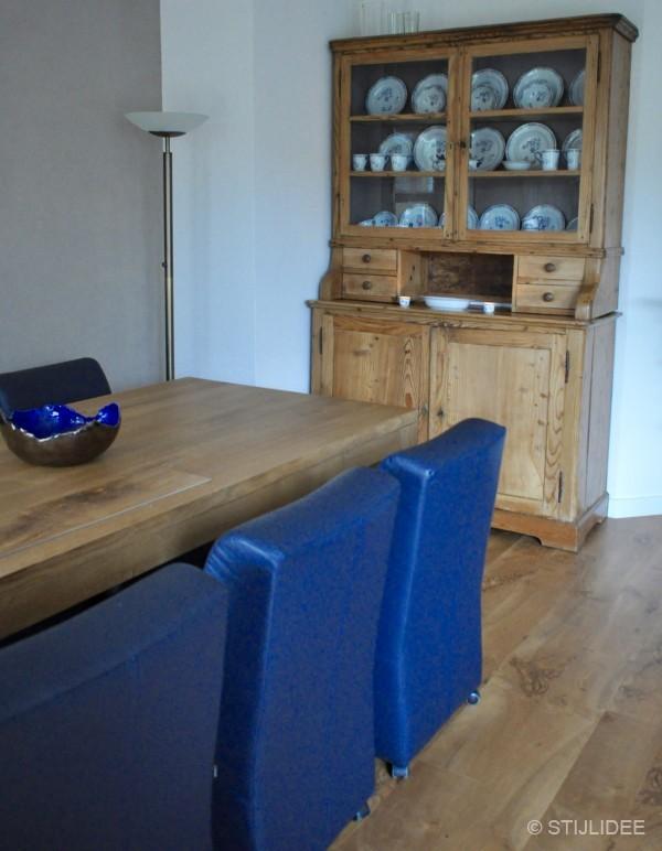Binnenkijken in een ... modern landelijke keuken en woonkamer met ...