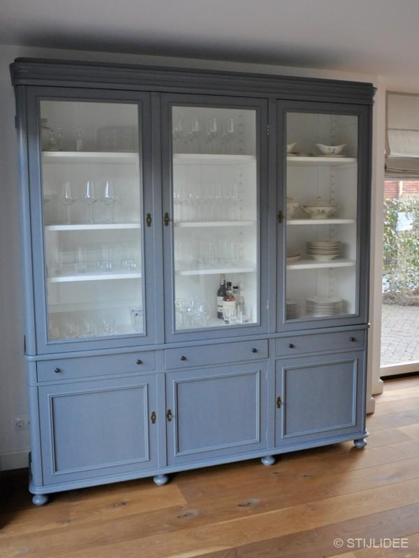Binnenkijken in een woonkamer in modern landelijke stijl in den hoorn - Scandinavische kleur ...