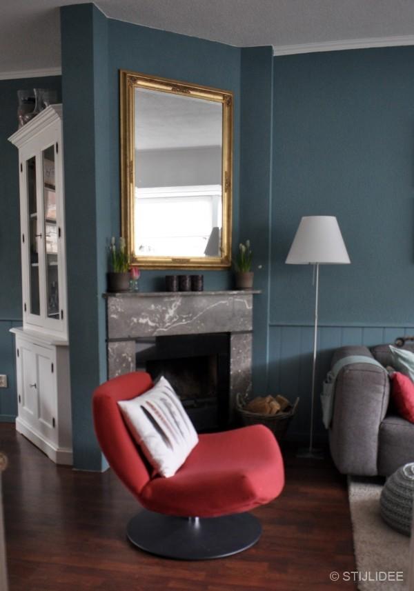 Binnenkijken in ... de woonkamer van stylist en interieurontwerper ...
