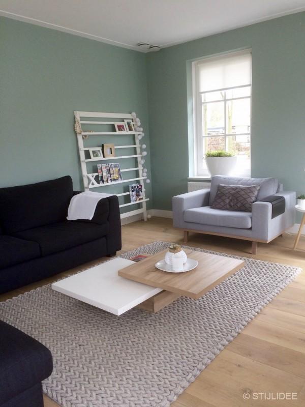 Scandinavisch woonkamer planten for Nieuwbouwhuis inrichten tips