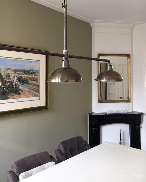Binnenkijken in een jaren 30 huis in modern landelijke stijl in de schildersbuurt in utrecht - Moderne kleur huis ...