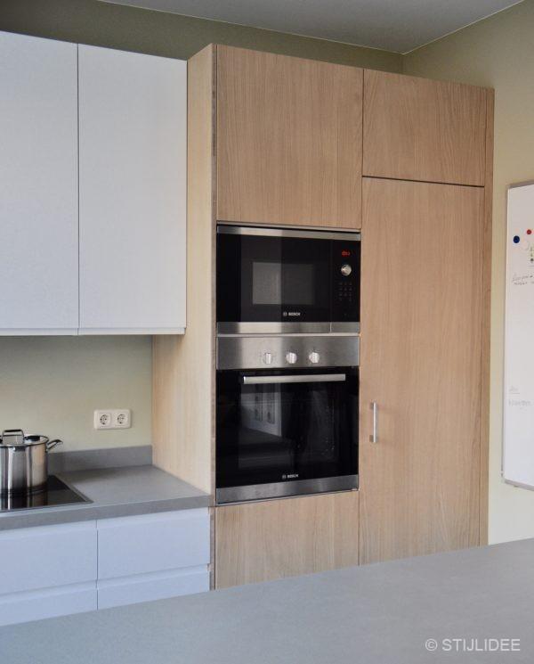 Blog over interieuradvies en styling - Keuken wit en groen ...