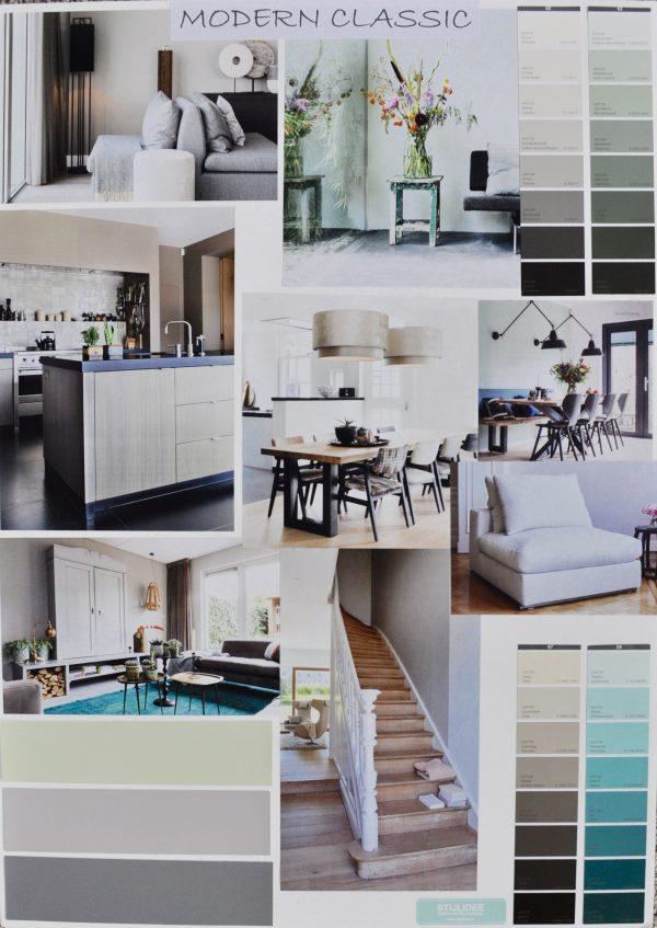 STIJLIDEE Woonstijlen 2017 | Moodboard: STIJLIDEE Interieuradvies en Styling | Modern Classic