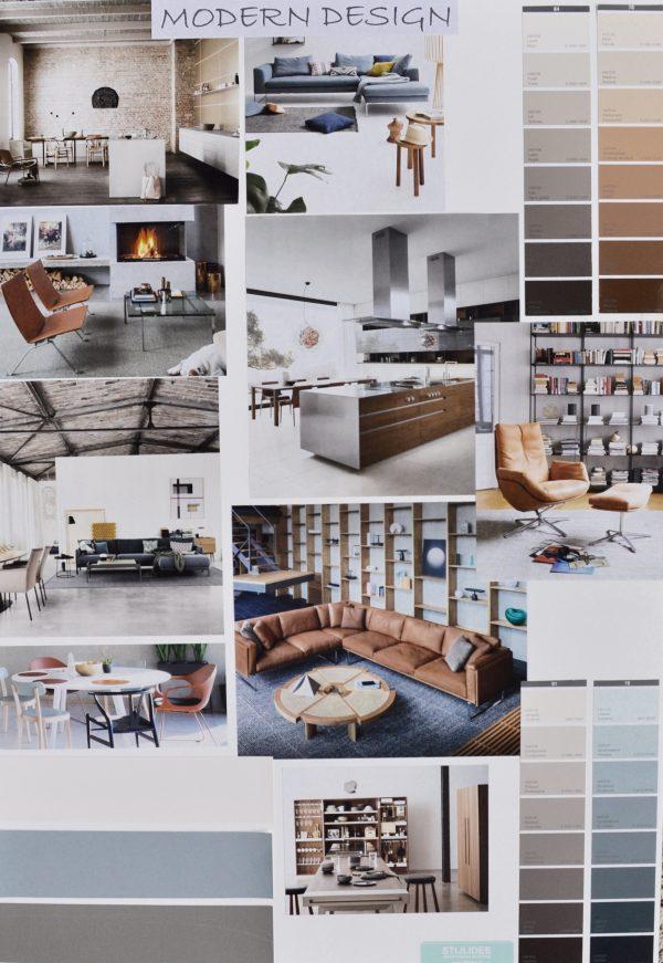 STIJLIDEE Woonstijlen 2017 | Moodboard: STIJLIDEE Interieuradvies en Styling | Modern Design