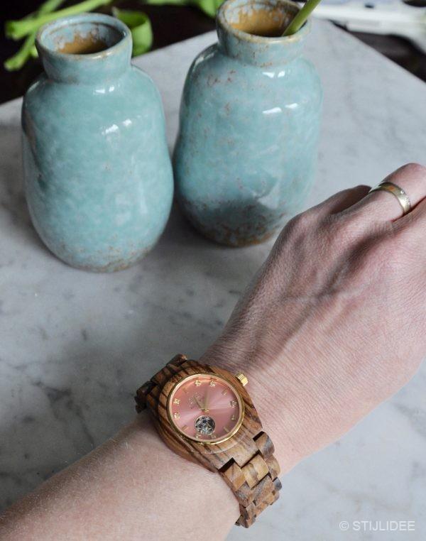 YEAH! STIJLIDEE Kortingsactie op de houten horloges van JORD Watches! | Fotografie en Styling: STIJLIDEE Interieuradvies en Styling
