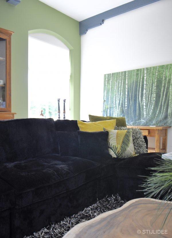 Binnenkijken in ... een woonboerderij in stoere en landelijke stijl in Haarzuilens na STIJLIDEE Interieuradvies en Styling