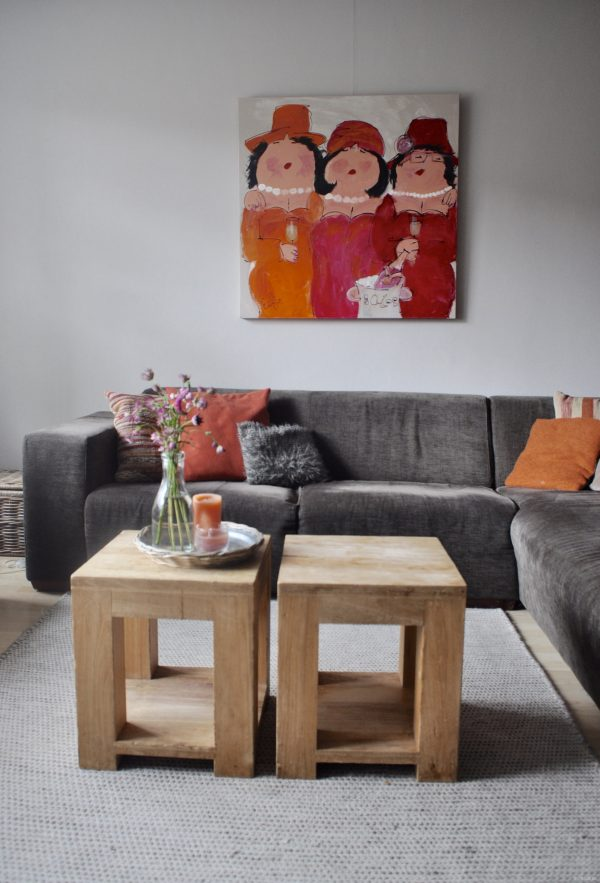 Stijlidee for Interieur kleuradvies