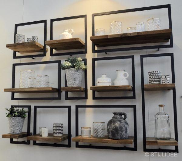Wooninspiratie op ... de vt wonen en design beurs 2017   Fotografie: STIJLIDEE Interieuradvies en Styling