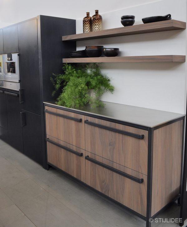 Stijlidee styling tips de nieuwste keuken styling voor het najaar - Rvs plaat voor keuken ...