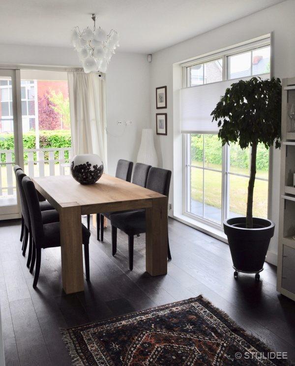 Binnenkijken in ... een woonkamer, keuken en eetkamer in modern ...
