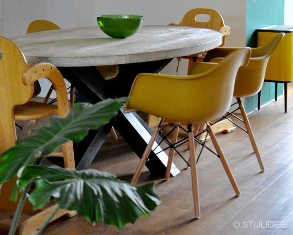 Binnenkijken in ... een interieur in kleurrijke Scandinavische stijl in Leidsche Rijn na STIJLIDEE Interieuradvies en Styling